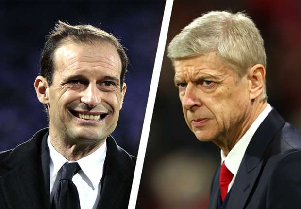 Massimiliano Allegri successeur d'Arsène Wenger sur le banc d'Arsenal ?