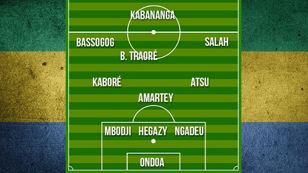 L'équipe type de la CAN 2017 dévoilé par la Confédération Africaine de Football