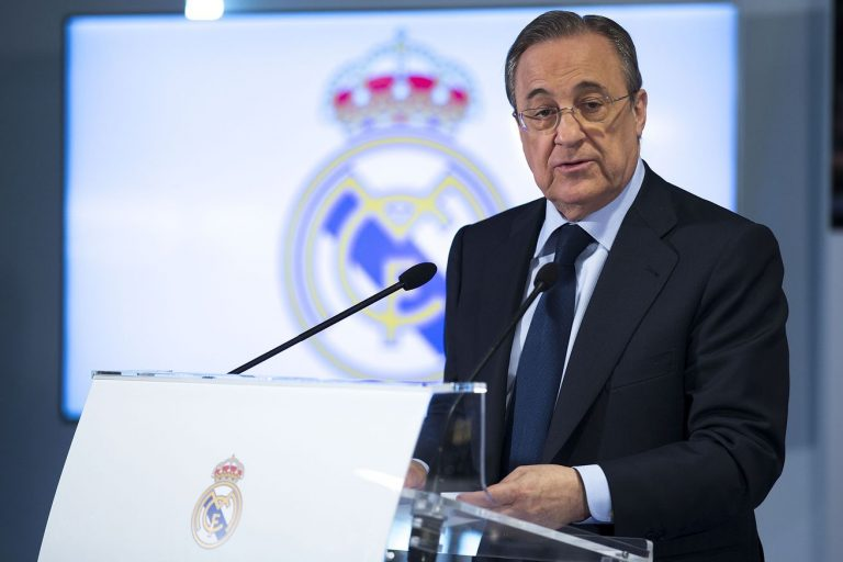 Real Madrid : Florentino Perez s'apprêterait à tirer sa révérence