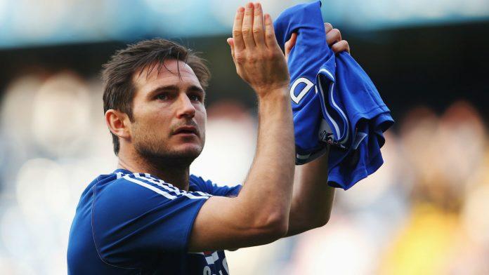 Frank Lampard retraite