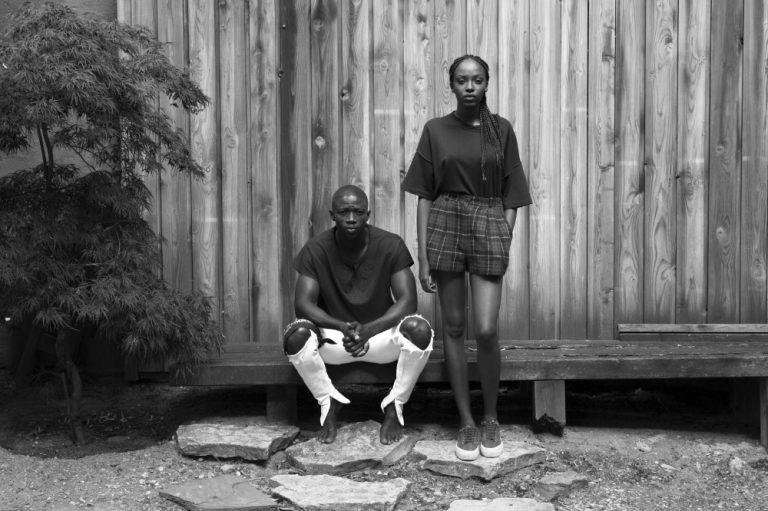 Découverte de la première collection du label parisien GodfidenceStudio