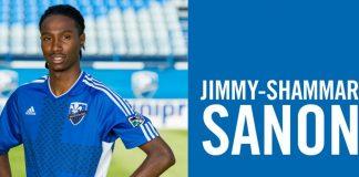Jimmy Sanon impact de montreal