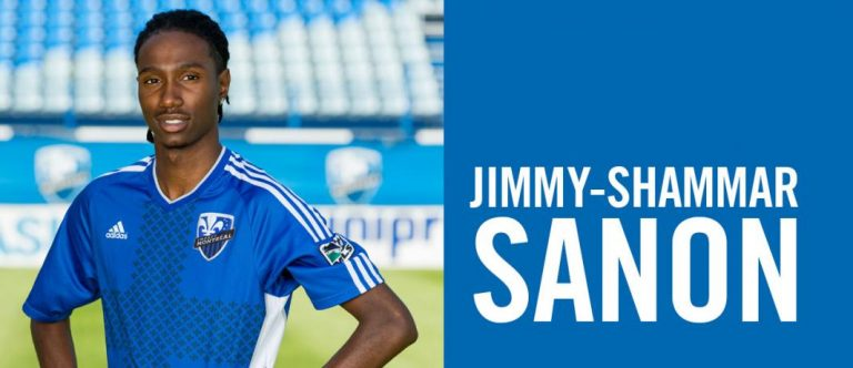 Jimmy Sanon marque le but de l'année 2016 en USL