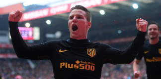 Kevin Gameiro Atletico Madrid