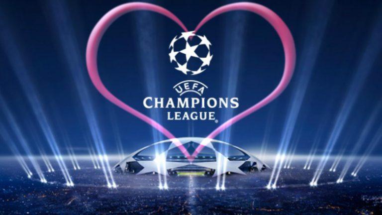 Pour la Saint-Valentin, beaucoup d'amour, de ballon rond et de Ligue des Champions!