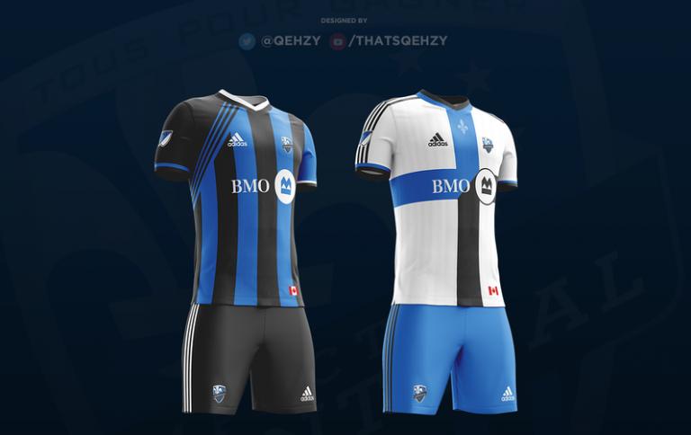 Le Youtuber Qehzy redesign les maillots de la MLS, le résultat est réussi !