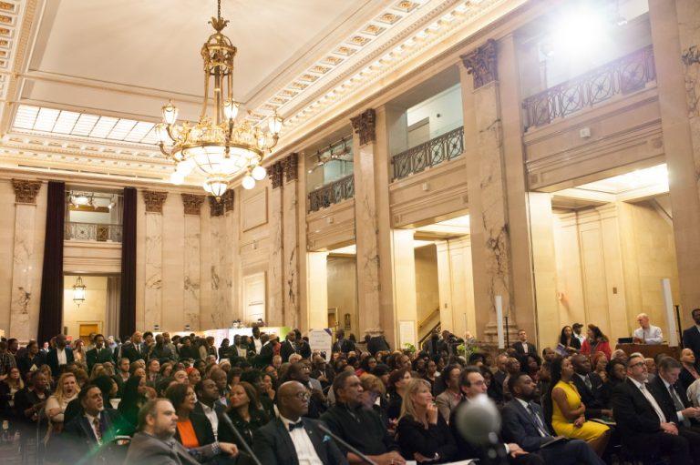 Retour sur le lancement du Mois de l'histoire des Noirs