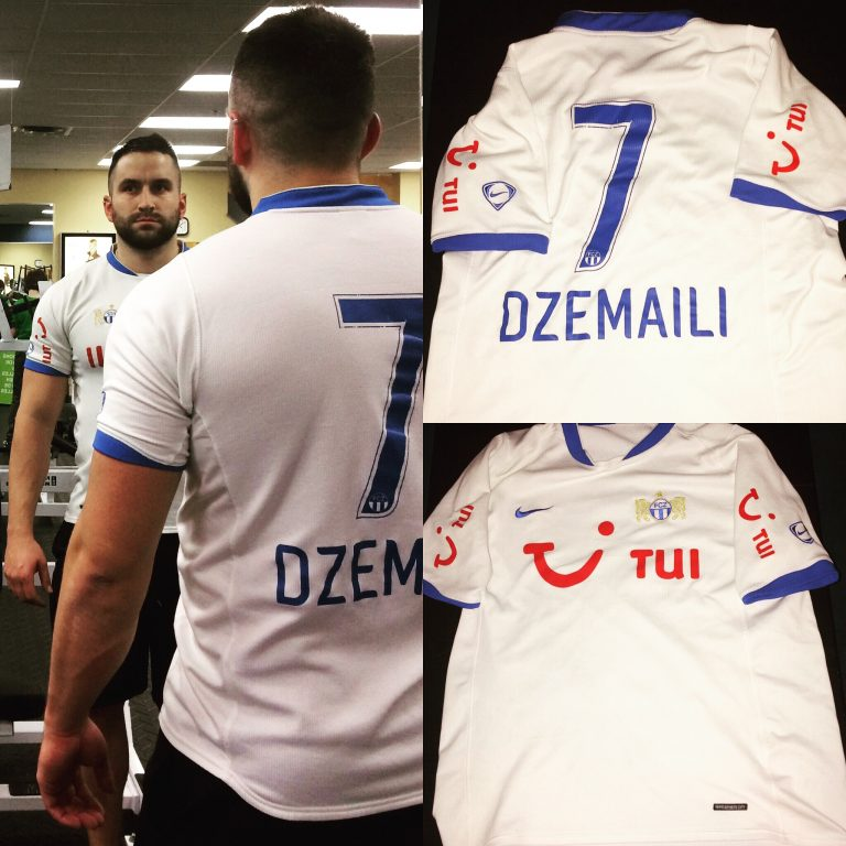 Blerim Dzemaili a déjà un fan club et il s'appelle Antoni