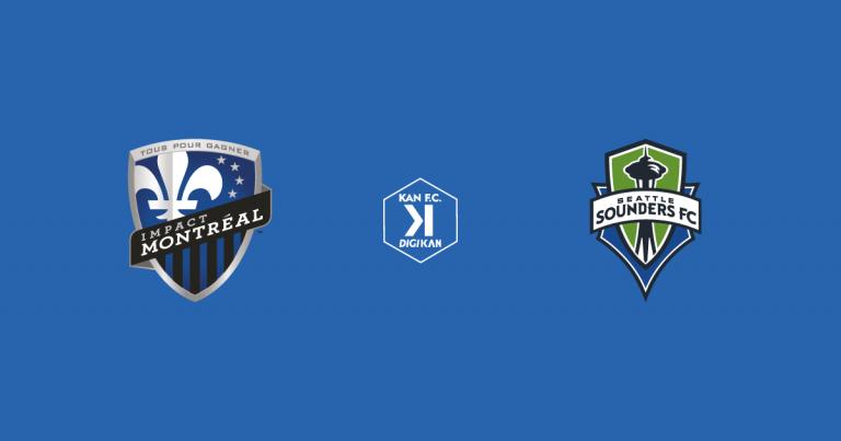 Avant match: Impact de Montréal vs Seattle Sounders
