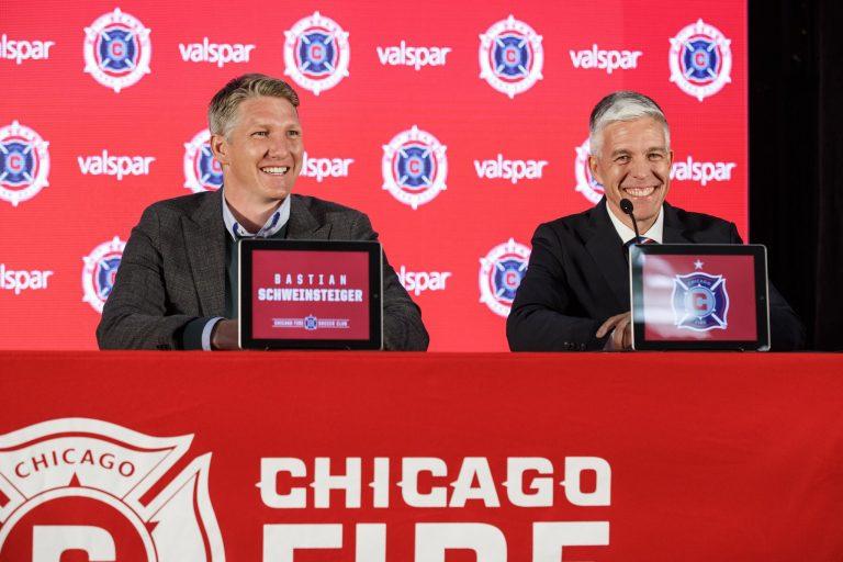 Au Chicago Fire, on vit le rêve !
