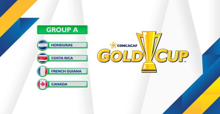 Le Canada affrontera le Honduras, le Costa Rica et la Guyane française à la Coupe d'Or de la CONCACAF 2017