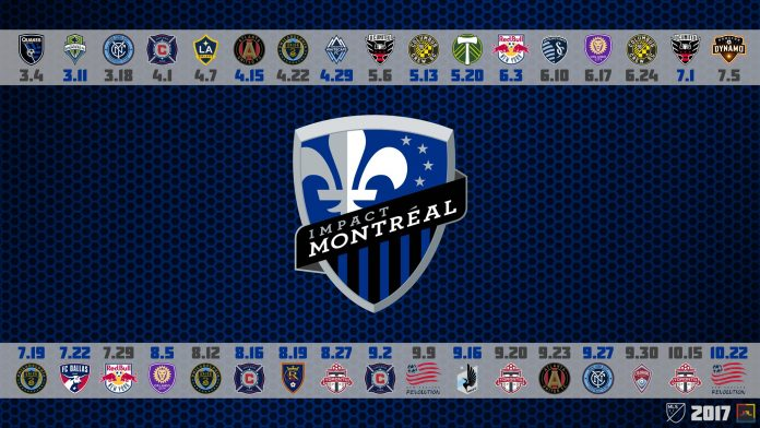 impact montreal soccer