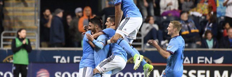 Les buts de David Villa, d'Anthony Jackson, et bien plus!