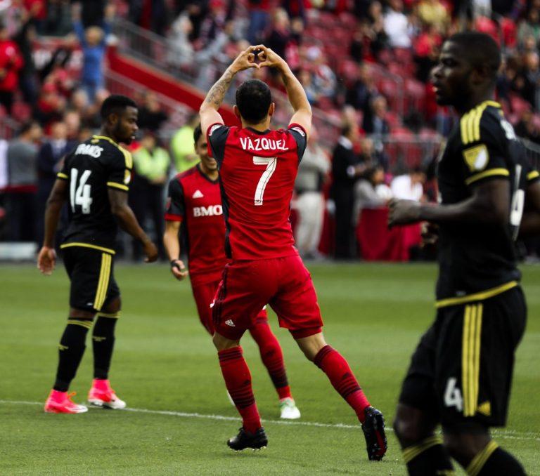 Le triomphe Lolo et focus MLS pour Toronto