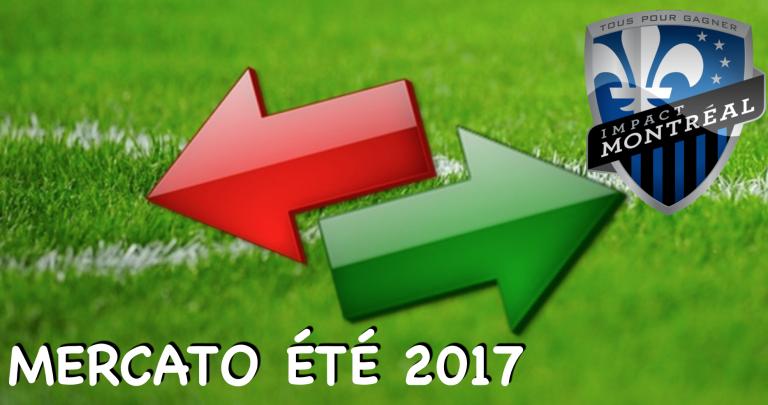DOSSIER MERCATO ÉTÉ 2017 DE L'IMPACT DE MONTRÉAL