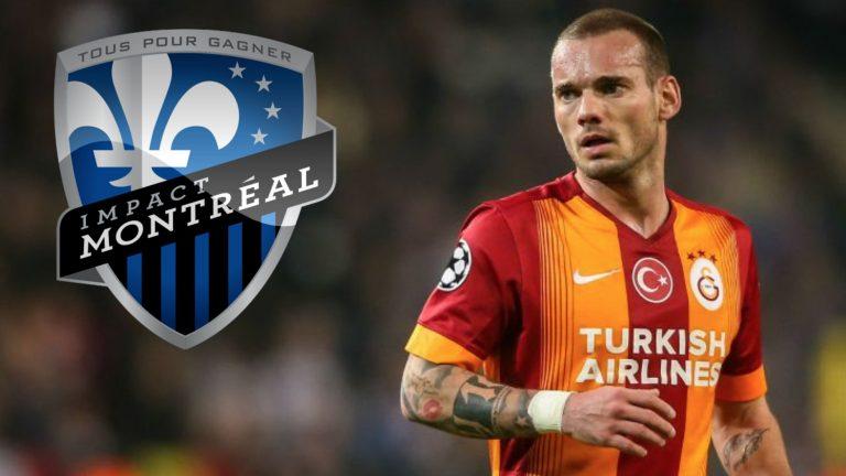 Trois raisons pourquoi Wesley Sneijder à l'Impact est une excellente idée