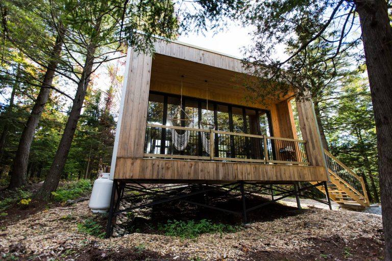 Le Zoobox : refuge 100% autonome