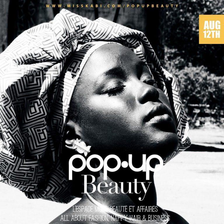 Pop up Beauty, le carrefour international de la mode aux tendances afro, à Montréal
