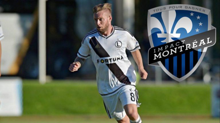 Mercato MLS -Thibault Moulin pisté par l'Impact de Montréal