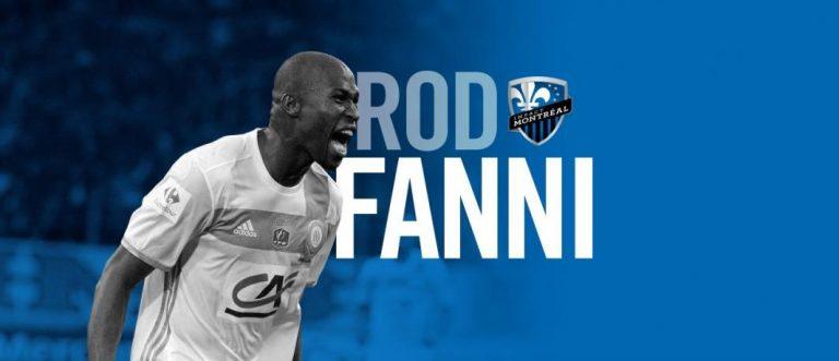 Rod Fanni à l'Impact : Un français peut en cacher un autre