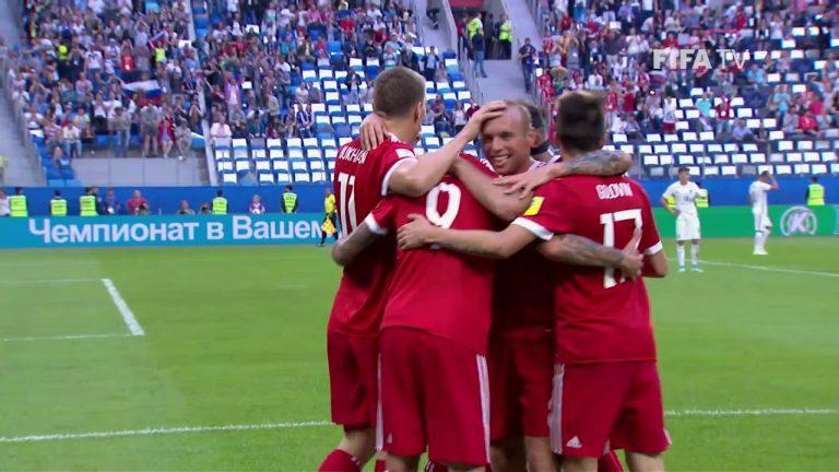 Groupe A – Russie: Prédictions de Coupe du Monde 2018