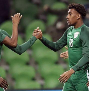 Nigeria Coupe du monde