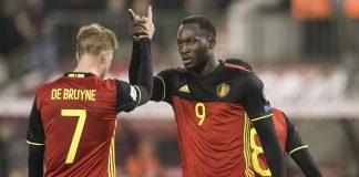 coupe du monde belgique