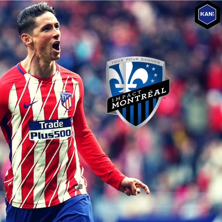 L'Impact de Montréal serait sur Fernando Torres