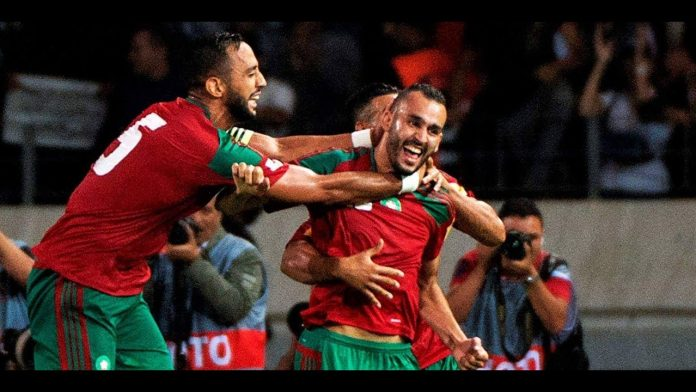 maroc coupe du monde