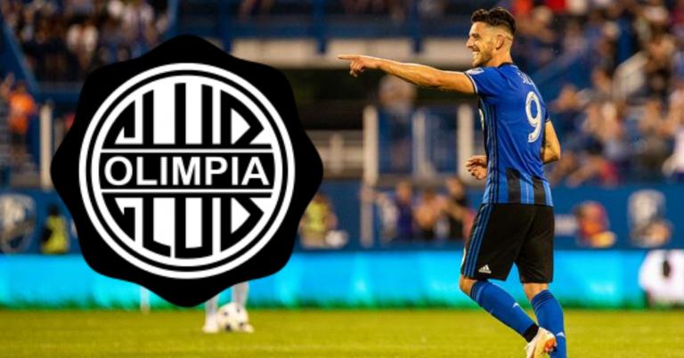 Alejandro Silva en direction de Club Olimpia?