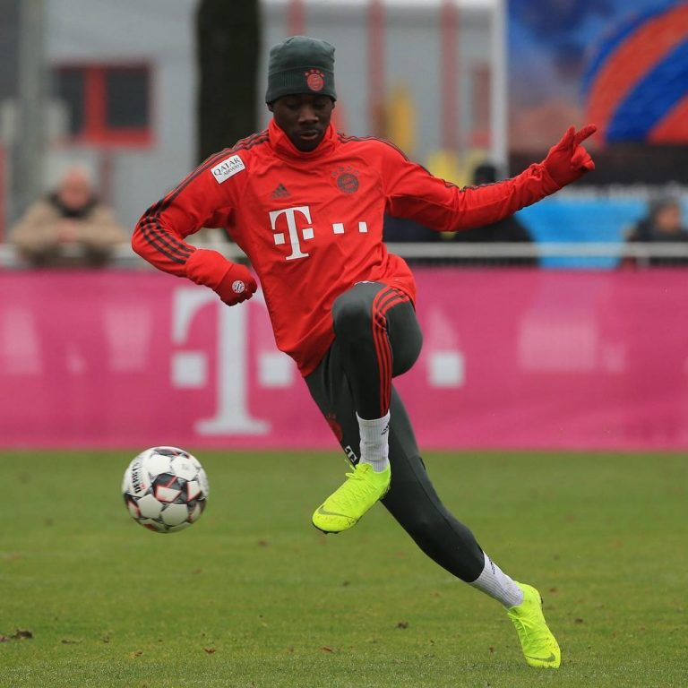 Alphonso Davies bientôt prêt pour le Bayern?