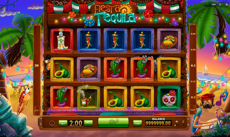 Best themed Mexican online slots you don't want to miss
