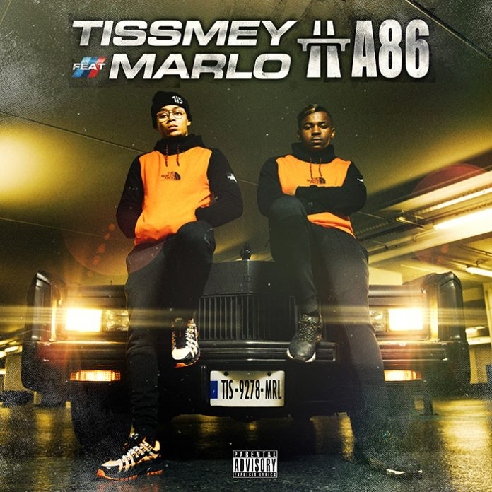 Tissmey feat. Marlo - A86 (Cover single)