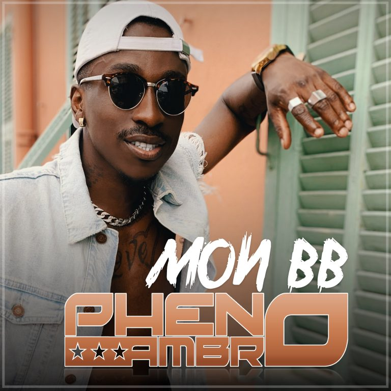 "Pheno Ambro, l'afrobeat français fait un carton avec son clip ""Mon BB"" !"
